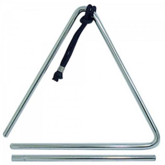 Triângulo Cromado 25cm T78 QUIRINO