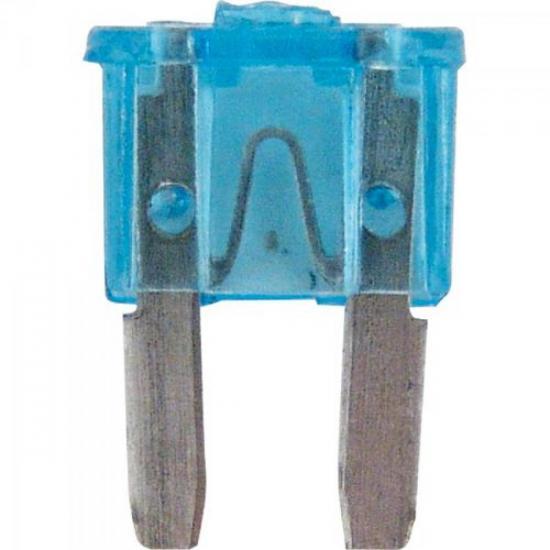 Fusível Lâmina Pequeno 15A Azul GENÉRICO