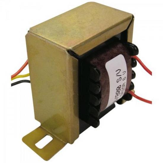 Transformador 6/800 6VAC 127/220VAC vertical 1A HAYONIK