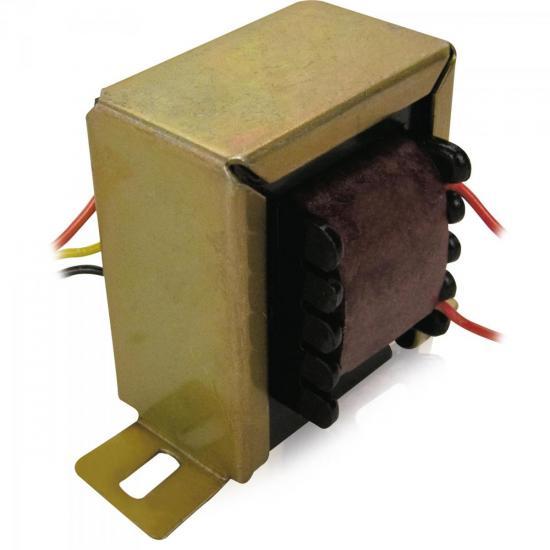Transformador 6/500CI 6+6VAC 127/220VAC 450mA HAYONIK