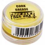 Grease Lubrificante de Cortiça Para Voltas e Encaixes GREASE CORK 8 Amarelo FREE SAX