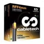Cabo Coaxial RFF 4MMBIP 85% BR CABLETECH