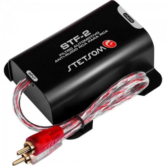 Filtro Antirruído para Automóveis STF2 STETSOM