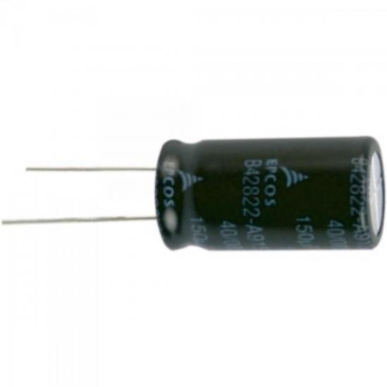 Condensador Eletrolítico 150/100V BIPOLAR EPCOS