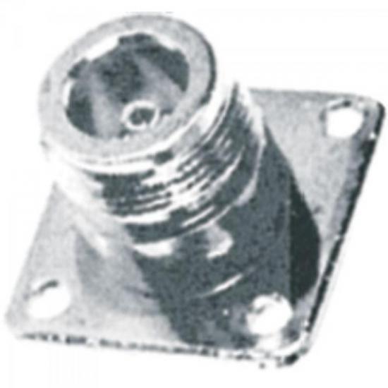 Conector Fêmea Painel Base Quadrada CF2/MC10015 MC INDUSTRIAL