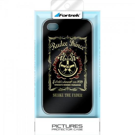 Capa de Acrílico para iPhone IC-308 FORTREK