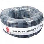 Fio Audioflex E 4X26 Preto KMP/RFS