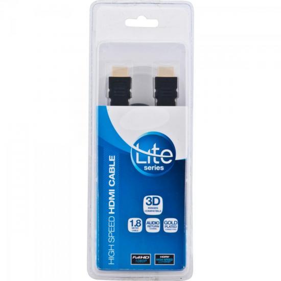 Cabo HDMI X HDMI C/Filtro 1.4 3D HDF-101/1.8M LITE