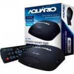 Conversor e Gravador Digital DTV-5000 Preto AQUÁRIO