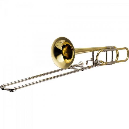 Trombone de Vara Tenor Bb/F HSL-801L Laqueado HARMONICS