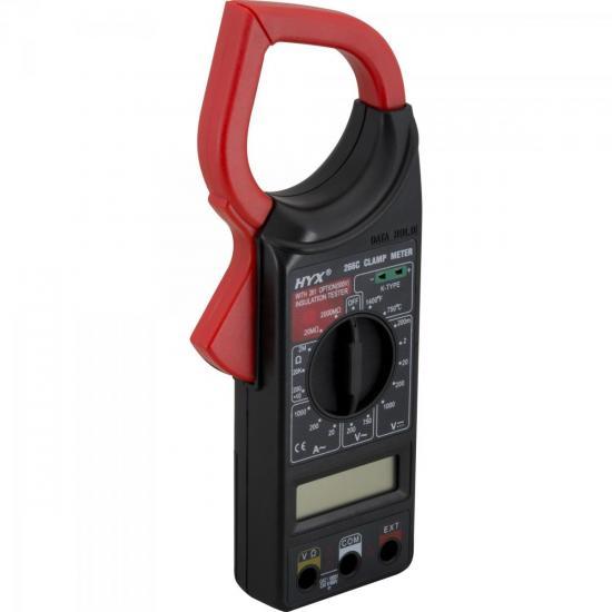 Alicate Amperímetro 266C Preto HYX