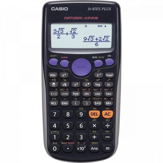 8cdbbf60498 Calculadora Científica 252 Funções FX82ESPLUS CASIO (54117 ...