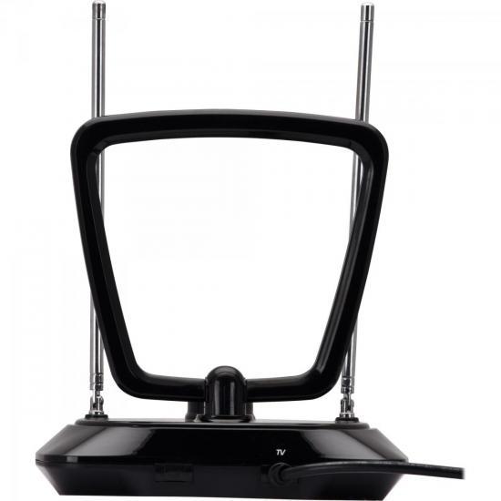 Antena Digital HDTV/UHF/VHF/FM Interna HDAI-101 HYX