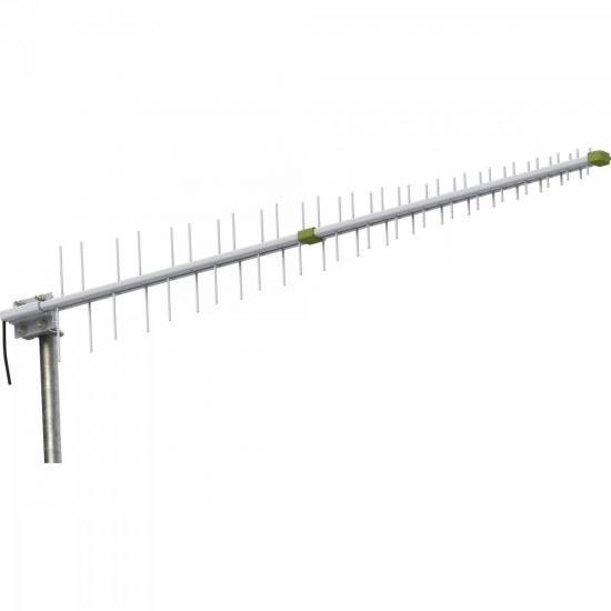Antena Celular Quad Band 15dBI PQAG4015 PROELETRONIC