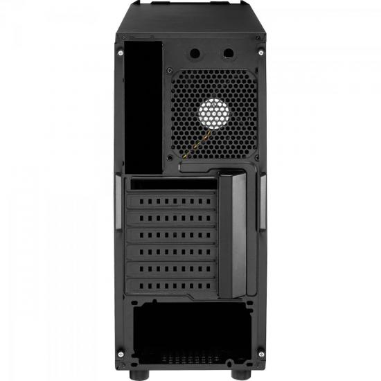 Gabinete Gamer GT ADVANCE EN52216 Preto AEROCOOL
