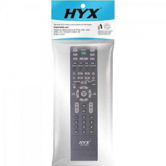 Controle Remoto para TV LCD LG CTV-LG03 HYX