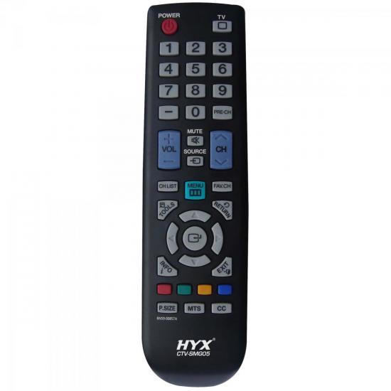 Controle Remoto para TV LCD SAMSUNG CTV-SMG05 HYX