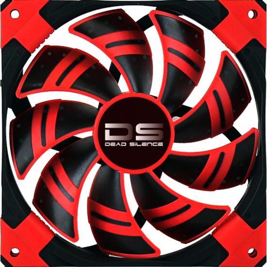 Cooler Fan DS EN51578 12cm Vermelho AEROCOOL