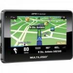 """Navegador GPS Tracker III Tela 4.3"""" GP033 Preto MULTILASER"""