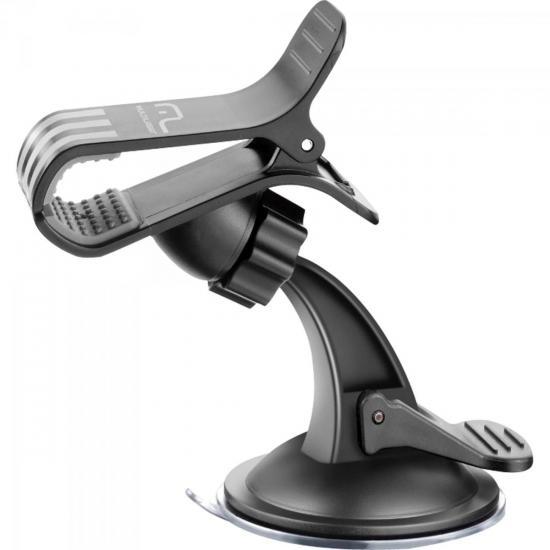 Suporte Universal com Clipe para Smartphone AC178 Preto MULTILASER
