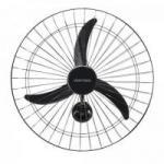 Ventilador de Parede 60cm 127V NEW PREMIUM Preto VENTISOL