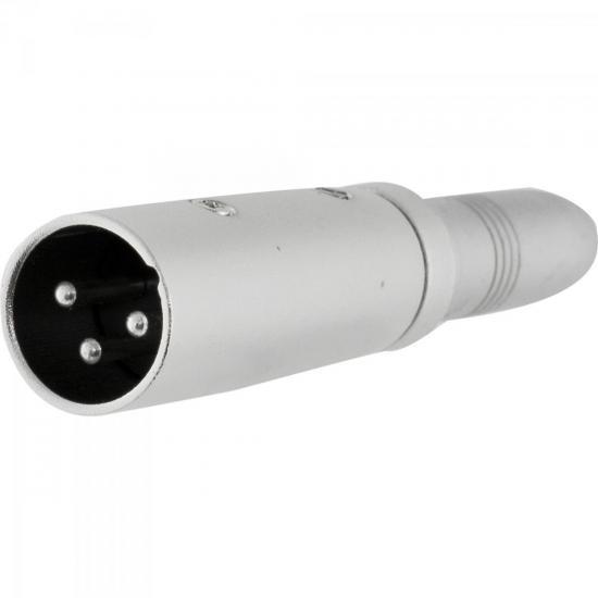 Adaptador XLR M x P10 F Mono HA005 HYX