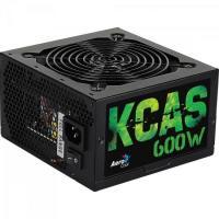 Fonte ATX sem Cabo 600W KCAS EN53374 Preto AEROCOOL