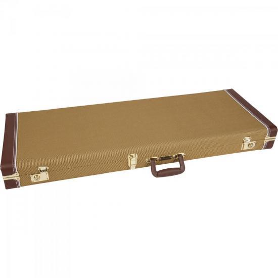 Case para Guitarra Tele/Stratocaster PRO SERIES Tweed FENDER