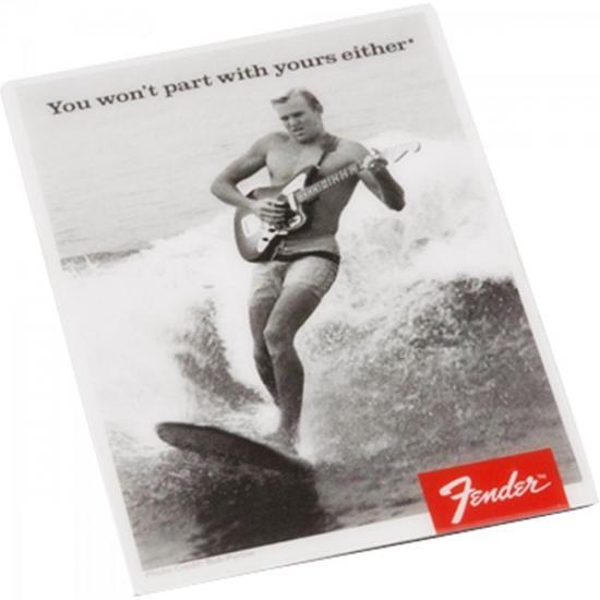 Ímã Surfista Clássico FENDER