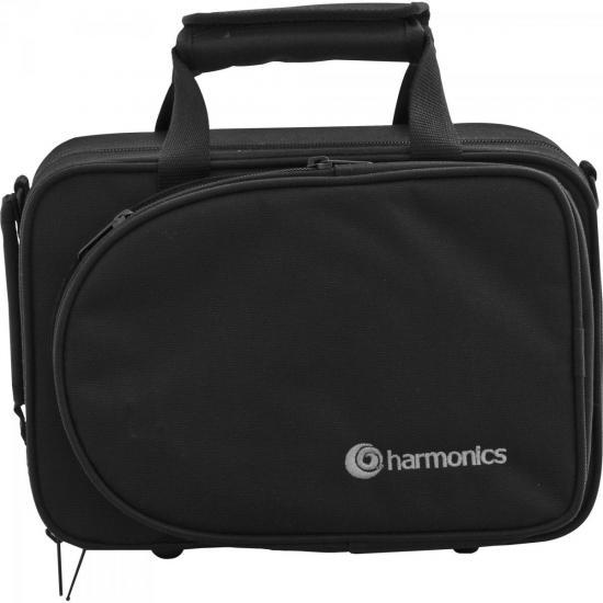 Trompete Pocket Bb HMT-500L Laqueado HARMONICS