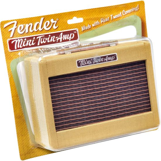Amplificador de Guitarra MINI TWIN 57Tweed FENDER