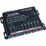 Processador de Áudio com 2 Entradas 6 Saídas STX2496 STETSOM