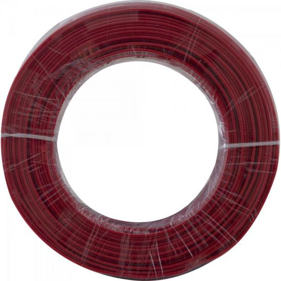 Fio Paralelo 2x0,50mm Bicolor HYX