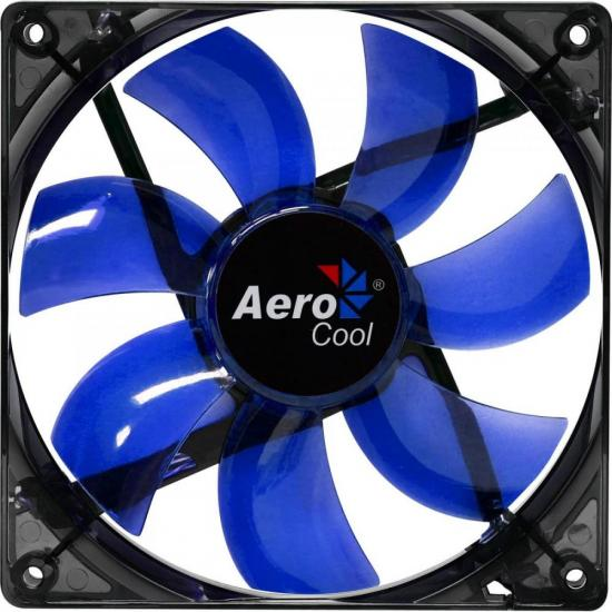 Cooler Fan 12cm BLUE LED EN51394 Azul AEROCOOL