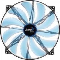 Cooler Fan 20cm SILENT MASTER LED EN55642 Azul AEROCOOL