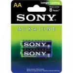 Pilha Alcalina AA AM3L-B2D Sony Caixa c/24 pilhas (cartela c/2)