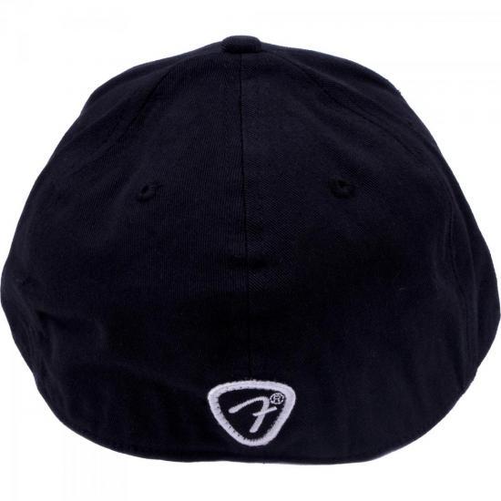 Boné LOGO STRETCH CAP P/M Preto FENDER