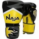 Luva de Boxe NEW EXTREME 10 OZ Amarelo NAJA