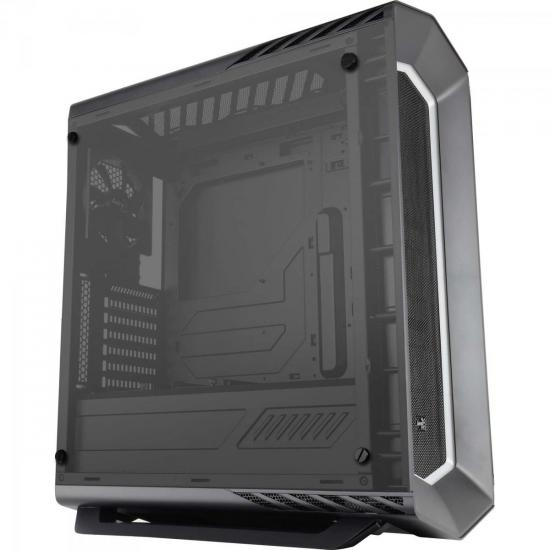 Gabinete Gamer Mid Tower Vidro Temperado PROJECT 7 EN58355 Preto AEROCOOL