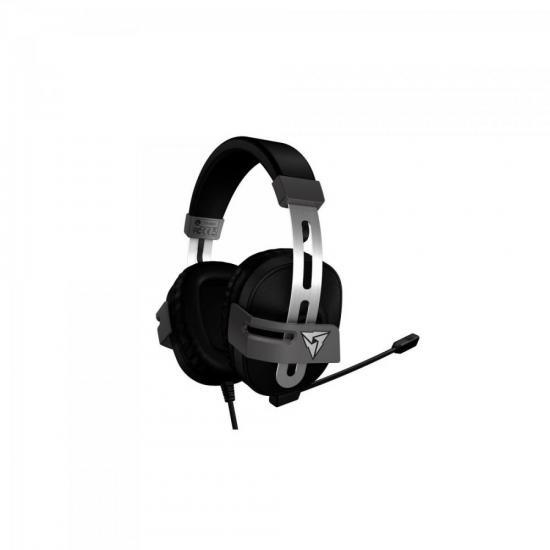 Headset Gamer Profissional 7.1 TH40 Preto THUNDERX3