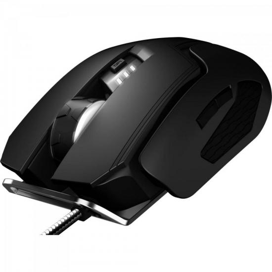 Mouse Gamer USB 7200 DPI RGB TM55 THUNDERX3