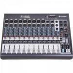 Mesa de Som 12 Canais Stereo Starmix XMS1202D Cinza LL AUDIO