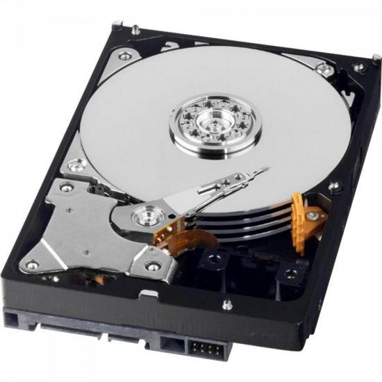 """HD Para DVR 3,5"""" 2TB 5400 RPM WD20PURX Roxo WESTERN DIGITAL"""