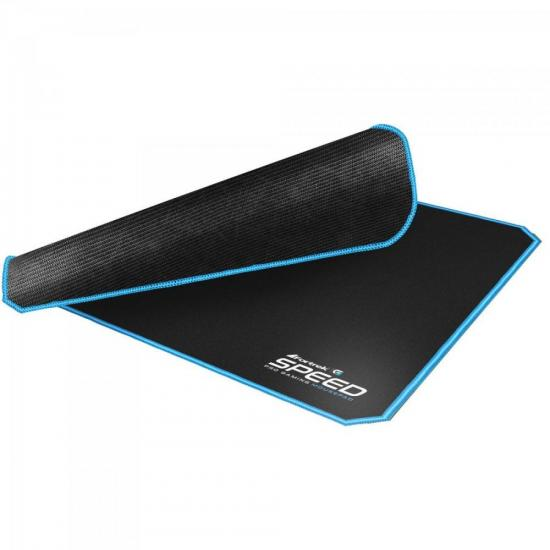 Mouse Pad Gamer SPEED MPG102 (440X350MM) Azul FORTREK