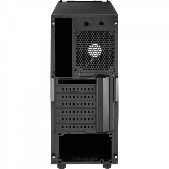 Gabinete Gamer Mid Tower GT WINDOW EN58683 Preto AEROCOOL
