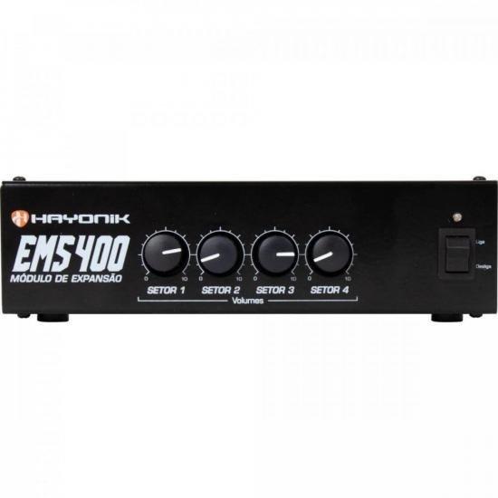 Modulo De Expansao Amplificado EMS 400 HAYONIK