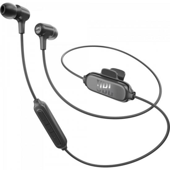 Fone de Ouvido Bluetooth In-ear E25BT Preto JBL