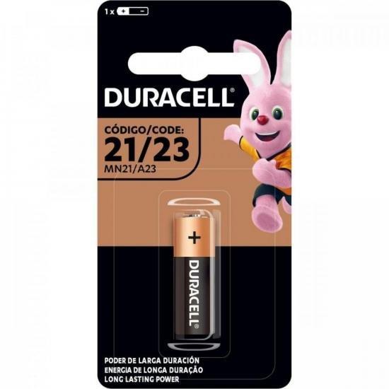 Pilha Mini 12V MN21 Duracell Caixa c/6 pilhas (cartela c/1)