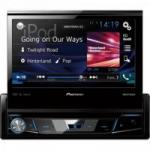 "DVD Player c/ TV Automotivo 7"" AVHZ7080TV Preto PIONEER"