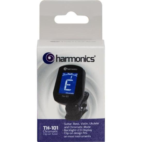 Afinador Clip CromáticoTH-101 HARMONICS
